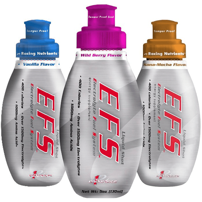 First Endurance EFS Liquid Shot 130ml