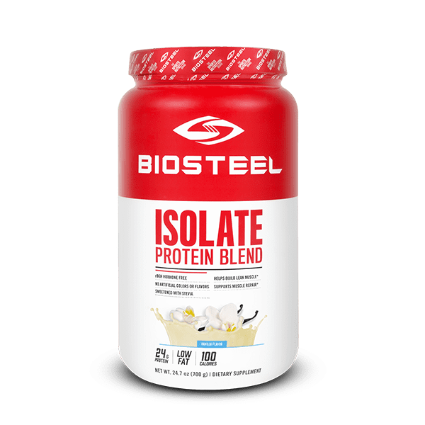 BioSteel Isolate Protein Blend 700 гр. ваниль