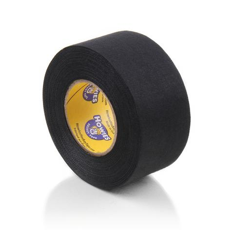 "Лента для клюшки Howies Cloth Tape 1.5"" x 15yd -Black (36мм х 13,7м черная)"