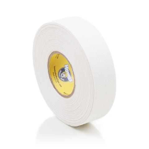 "Лента для клюшки Howies Cloth Tape 1"" x 25yd - White (24мм х 22,8м белая)"