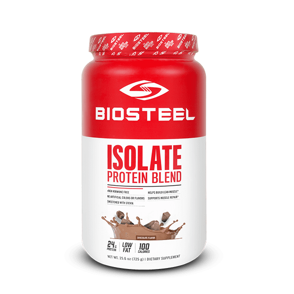 BioSteel Isolate Protein Blend 725 гр. шоколад