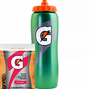 Gatorade / Бутылка 960 ml + Thirst Quencher Powder 241 гр.
