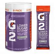 Gatorade G2 Thirst Quencher Powder Sticks 8 Pack x 15g